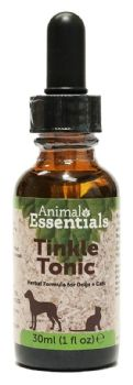 Animal Essentials Tinkle Tonic Herbal Tincture For Dogs & Cats for Urinary Tract 30ml